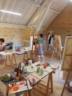Formation ART-THERAPIE - METHODOLOGIE Stage LA BOITE A OUTILS.