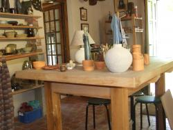 UN WEEK-END DE POTERIE EN BERRY.